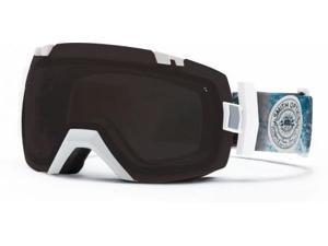 Smith Optics Vaporator Series I/OX Snow/Ski Goggles - White Oceanic with Blackout Lens