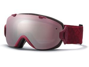 Smith Optics Vaporator Series I/OS Snow/Ski Goggles - Merlot Motif with Ignitor Lens