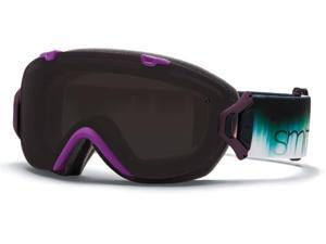 Smith Optics Vaporator Series I/OS Snow/Ski Goggles - Violet Ombre with Blackout Lens