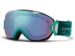 Smith Optics Vaporator Series I/OS Snow/Ski Goggles - Jade Omega with Blue Sensor Lens