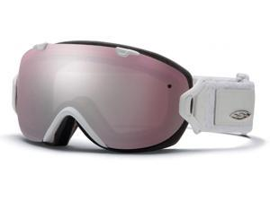 Smith Optics Vaporator Series I/OS Snow/Ski Goggles - White Danger with Ignitor Lens