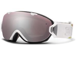 Smith Optics Vaporator Series I/OS Snow/Ski Goggles - White Botanical with Ignitor Lens