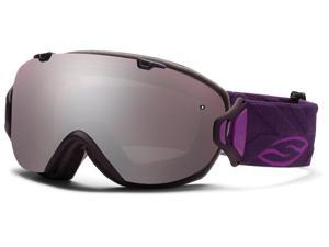 Smith Optics Vaporator Series I/OS Snow/Ski Goggles - Shadow Purple Riviera with Ignitor Lens