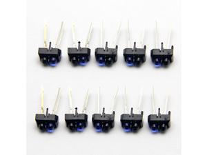 10 Pcs TCRT5000L TCRT5000 Reflective Optical Sensor Infrared IR 950mm 5V 3A