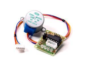 5V Stepper Motor 28BYJ-48 With Drive Test Module Board ULN2003 4 Phase Set For Arduino