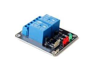 1x  Electronic 5V 2-Channel Relay Module Shield for Arduino ARM PIC AVR DSP A899