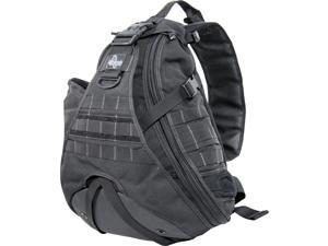 Maxpedition 0410B Monsoon Gearslinger Black Large Size Single Shoulder Pack
