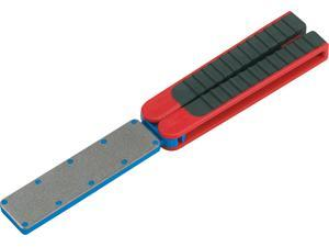 "Lansky LS09710 Rod/Steel Diamond Paddle Fine Grit 3 1/2"" X 3/4"" Surface 100% Dia"