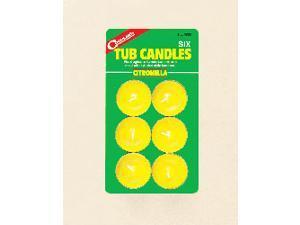 Coghlan's Citronella Tub Candles