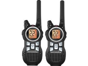 Motorola MO057 Mr350R Rechargeable Talkabout 2 Way Radio 2 Pack Up To 35 Mile