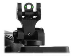 Rear Trit Folding Sight - BLK