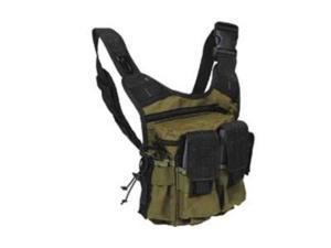US PeaceKeeper Rapid Deployment Pack - OD Green/ Black P20305 Backpack