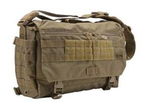 5.11 Tactical 56962-328 RUSH Delivery Messenger Bag Sandstone 844802226790