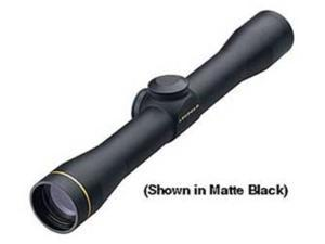 Leupold FX-II 2.5x28mm Scout Rifle Scope - Silver Finish, Duplex Reticle