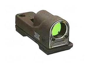 Trijicon  Reflex 12.5 MOA Amber Dot Sight with A.R.M.S. #15 Throw Lever M