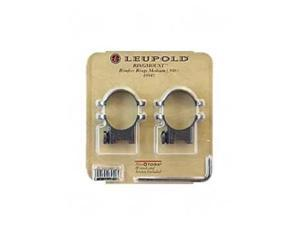 Leupold 22 Rimfire No-Tap Ring mounts