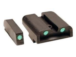 Truglo Brite-Site Tritium Gun Sight High For Glock 20 21 29 30 31 32 Green 231G2