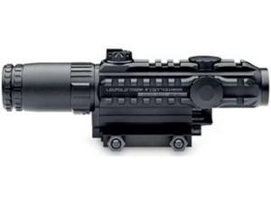 Leupold Mark 4 1-3x14mm CQT Rifle Scope, Matte Black, Illum Circle Dot -EE