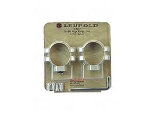 Leupold Standard Ring 30mm High Silver LP52495 030317524951