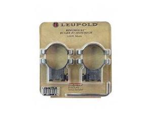 Leupold Ruger Rings