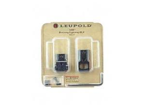 Leupold Standard 2 Piece Base Gloss Browning BLR LP50237 030317502379