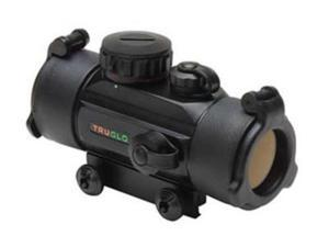TruGlo Red Dot 2x24 Sight, 30mm Tube, Matte Black - TG8030B2