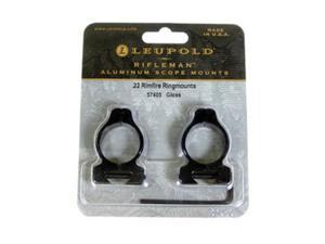 Leupold Rifleman Ring Gloss .22 Cal LP57405 030317574055