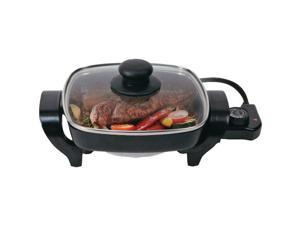 "NESCO ES-08 8"" Electric Skillet"