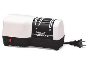 Chefs Choice 21 Hybrid 21 Diamond CrissCross Compact Electric Knife Sharpener