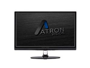 "Atron Vision AVF240 24"" 144Hz Gaming Monitor - 1920 x 1080, 1ms(GTG), 80,000,000 : 1, Overclockable up to 185Hz, Flicker Free, ..."