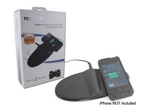 Tenergy Wireless charger and Receiver Case for iPhone 4/4S