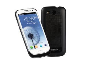 Tenergy Power Case / Extended Battery for Samsung Galaxy S III (S3)