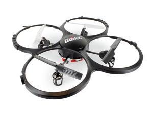 UDI U818A 2.4GHz RC Quadcopter with Camera - 4 Channel, 6 Axis Gyro