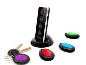 Rix Wireless Key Item Finder Locator Flashlight
