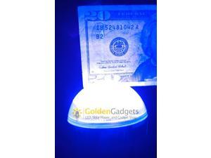 UV-7D: 7-Watt UV LED Globe Bulb E26/E27 A19 - 395nm