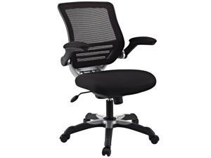 Edge Office Chair with Black Mesh Back and Mesh Fabric Seat