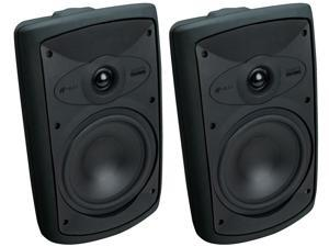 Niles OS7.3 Black (Pr.) 7 Inch 2-Way High Performance Indoor Outdoor Speakers
