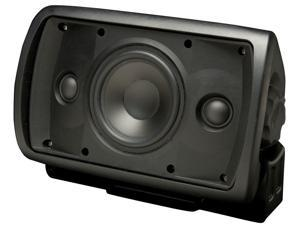 Niles OS5.3SI Black (Ea.) 5 Inch Stereo Input 2-Way Indoor Outdoor Speaker (FG00999)