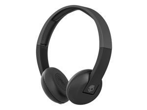 Skullcandy Uproar Bt Black/Gray/Gray Bluetooth Headphones (S5URHW-509)