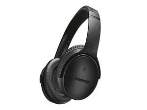 Bose Quiet Comfort 25 Acoustic Noise Cancelling Headphones-Triple Black-Samsung & Android Devices