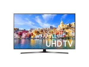 Samsung UN43KU7000FXZA 43-Inch 2160p 4K UHD Smart LED TV - Black (2016)