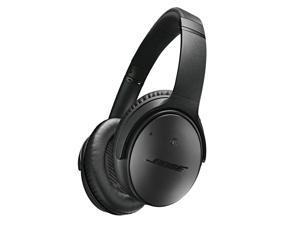 Bose Quiet Comfort 25 Acoustic Noise Cancelling Headphones - Triple Black - iOS Devices