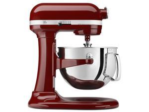 KitchenAid KP26M1XGC 6-Quarts Professional 600 Series Stand Mixer Gloss Cinnamon