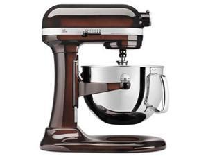 Kitchenaid kp26m1xES Professional 600 Stand Mixer 6 quart ALL METAL Espresso 10s Refurbished
