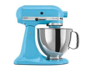 KitchenAid KSM150PSCL Artisan Series 5-Quart Tilt-Head Stand Mixer Crystal Blue