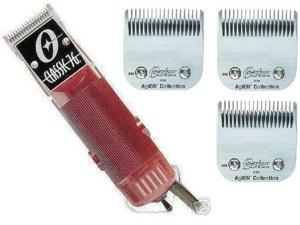 New Oster Classic 76 Hair Clipper 3-Blades 000+1+ 0a