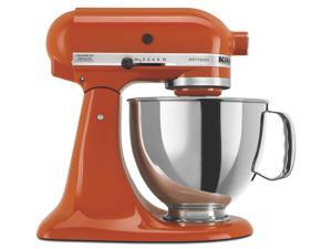 Kitchenaid Stand Mixer tilt 5-Quart RRK150PN ksm150psPN Artisan Persimmon Manufacturer Refurbished