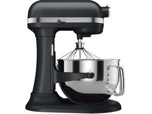 KitchenAid HEAVY DUTY pro 500 Stand Mixer Lift R-ksm500psBK Metal 5-qt Black Manufacturer Reffurbished