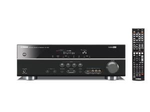 Yamaha RX-V367 3D HDMI 1080p CINEMA DSP 500-W 5.1 CH Home Theater Receiver Manufacturer Refurbished