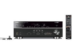 Yamaha Home Theater RRX V671 rxv671 7.1 Ch Power 3D Network Receiver HDMI USB Manufacturer Refurbished